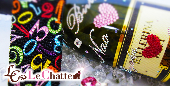 Swarovski Decoration Goods Le Chatte�ʥ륷��åȡ�
